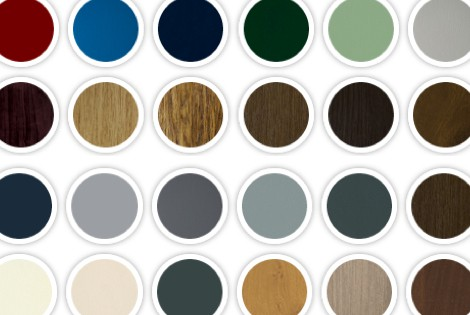 sement Window Colours from Profile 2000