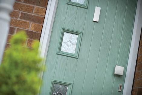 Composite Doors - Profile 2000 - Essex